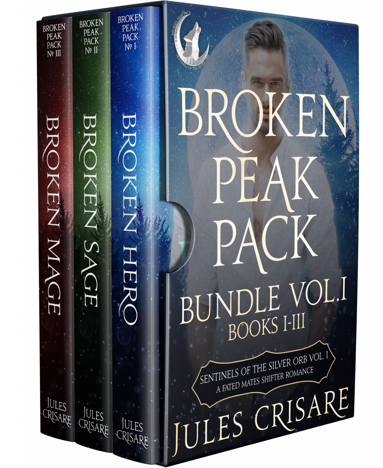 Broken Peak Pack Bundle Volume 1 Cover